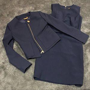 Tory Burch matching jacket & dress